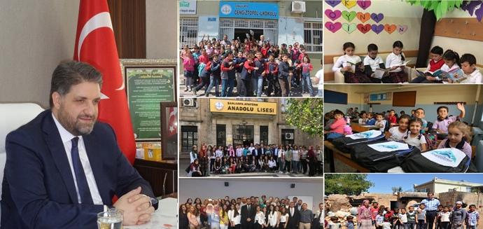 """Büyükelçi Önen'den Ders Yılı mesajı;""""Kaliteli eğitim-öğretim şart"""""""