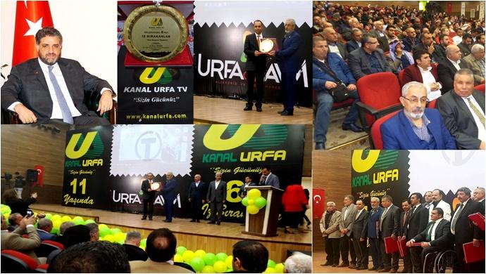 """Büyükelçi Önen'e """"Yılın Başarılı Yöneticisi"""" ödülü"""