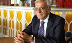 Büyükelçilerinden Ahmet Türk'e ziyaret