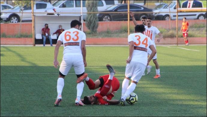 Büyükşehir Belediye 1-0 Viranşehir Sanayispor-(Fotolu-Haber)