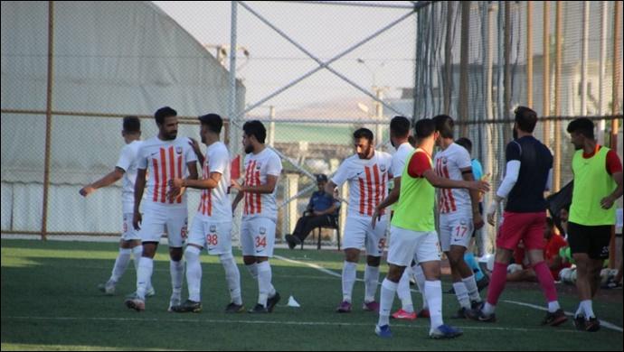 Büyükşehir Belediyespor Dolu Dizgin:2-0