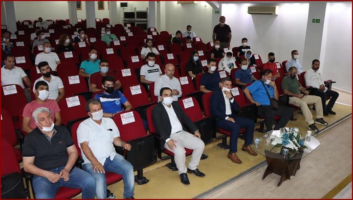 Büyükşehir Karate Bölge İstişare Toplantısına Ev Sahipliği Yaptı