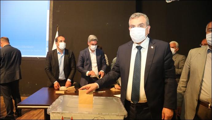 Büyükşehir Meclis Başkan Vekilliğine Ahmet Kaytan Yeniden Seçildi-(VİDEO)