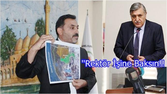 """Büyükşehir Meclis Başkanı Kılıç: """"Rektör Önce İşini Yapsın"""" (VİDEOLU)"""