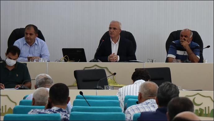 Büyükşehir Meclisi Temmuz Ayı Üçüncü Oturumu Yapıldı-(VİDEO)