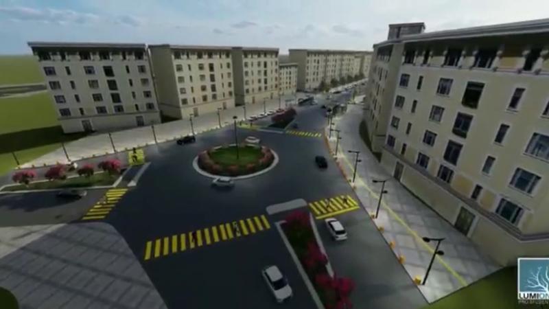 Büyükşehir yapacağı projeyi vatandaşa sordu-(VİDEO)