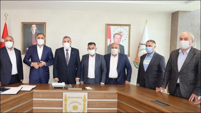 Büyükşehir'de Toplu İş Sözleşmesinde İmzalar Atıldı-(VİDEO)