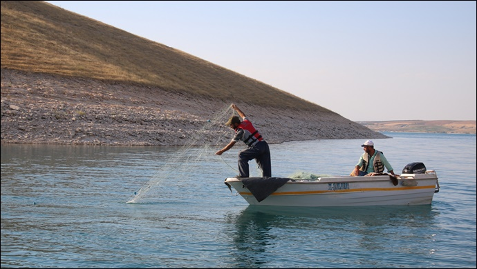 Büyükşehir'den balıkçılara tam destek-(VİDEO)