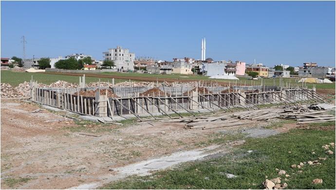 Büyükşehir'den Hilvan'a Önemli Bir Yatırım Daha-(VİDEO)