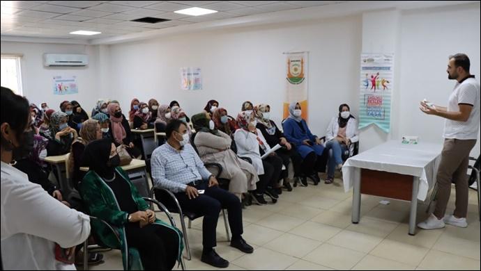 Büyükşehir'den Obezite İle Mücadele Semineri-(VİDEO)