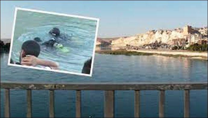 Cesedi 16 gün sonra Fırat Nehri'nde bulundu!