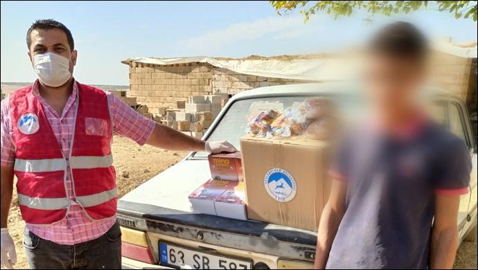 Ceylanpınar Belediyesi Çölyak ve Pku Hastalarına destek olmaya devam ediyor