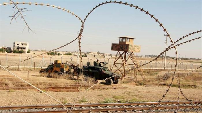 Ceylanpınar Sınırında PKK/PYD'li Yakalandı