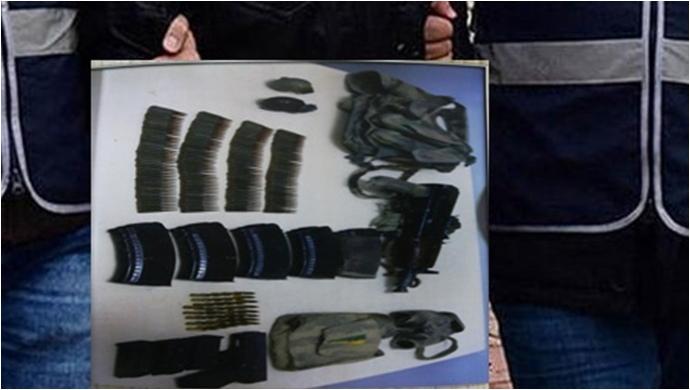 Ceylanpınar'da PKK/KCK Operasyonu:9 Gözaltı
