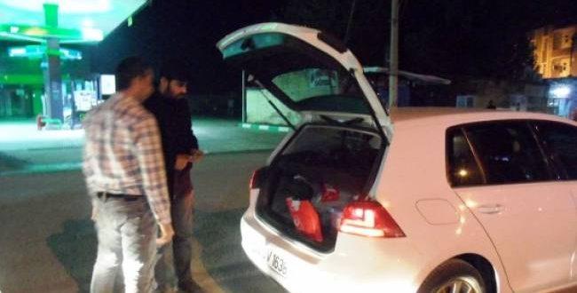 Ceylanpınar'da polis kuş uçurtmadı