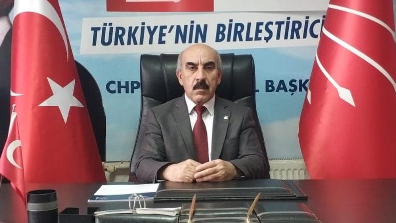 CHP İl Başkanı Cidir'den Ramazan Bayramı Mesajı