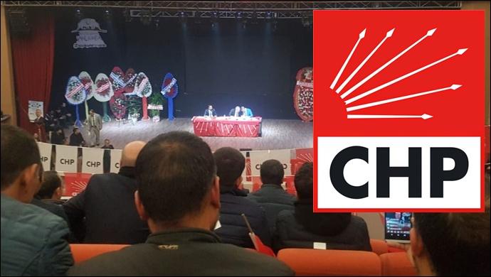 CHP Şanlıurfa'da Cıdır'a Karşı Bir Liste Daha Çıktı!