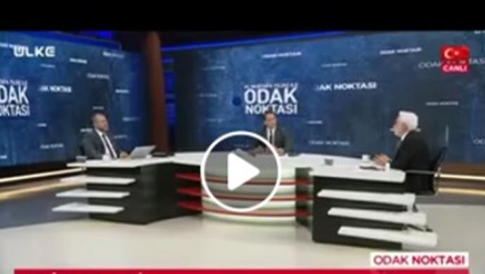 """Chp'li Tanal ile Öztürk arasında """"mermi"""" polemiği"""