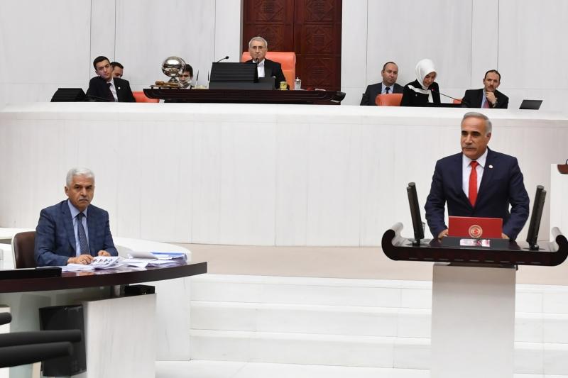 CHP'li vekil Aydınlık'tan Meclis Başkanı Şentop'a sitem!