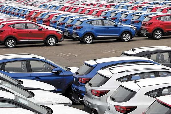 Çin'de 9 aylık otomobil satışları 18.6 milyonu geçti