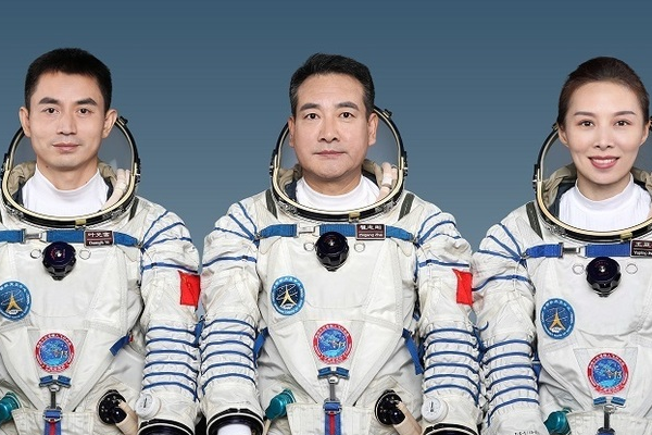 Çin, uzaya göndereceği 3 taykonotu belirledi