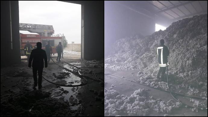 Çırçır Fabrikasında Büyük Yangın …