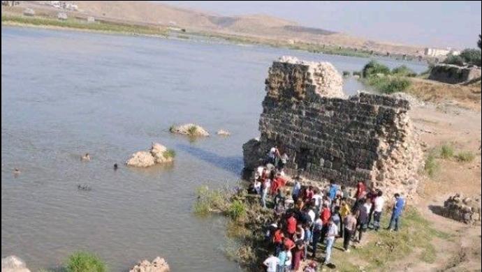 Cizre'de bir çocuk daha nehirde boğuldu