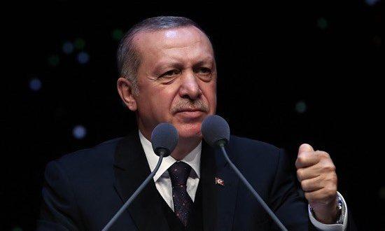 Cumhurbaşkanı Erdoğan'dan 11 Nisan kutlaması