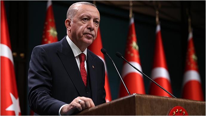 Cumhurbaşkanı Erdoğan, Sakarya Zaferi'nin 100.Yılı Kutlama Programı'nda konuştu