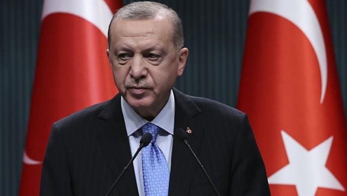 Cumhurbaşkanı Erdoğan korona aşısı oldu