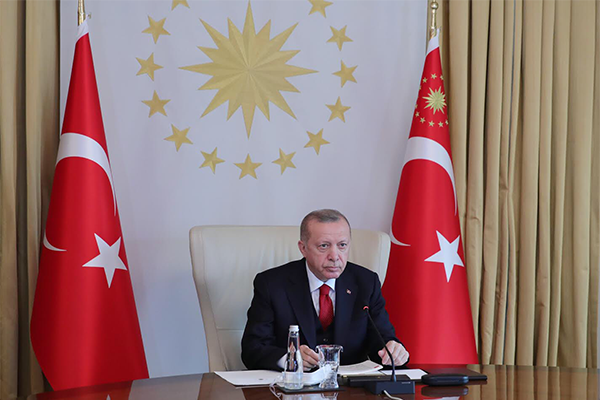 Cumhurbaşkanı Erdoğan'dan milli okçu Mete Gazoz'a taziye telefonu