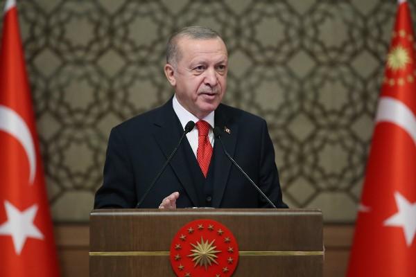 Cumhurbaşkanı Erdoğan, Kahramanmaraş'ta Toplu Açılış Töreni'nde konuştu