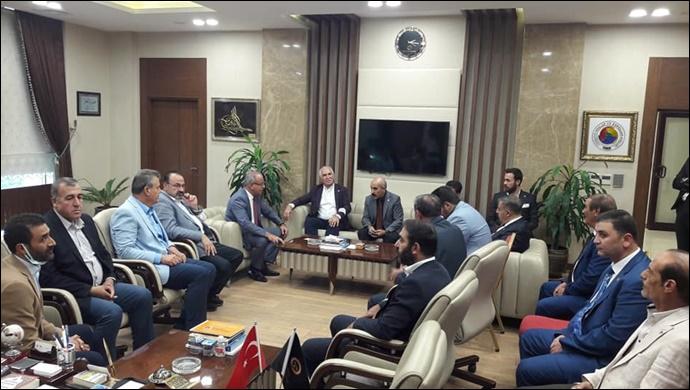 Cumhuriyet Halk Partili 7 Milletvekili Şanlıurfa'ya Çıkarma Yapıyor-(VİDEO)