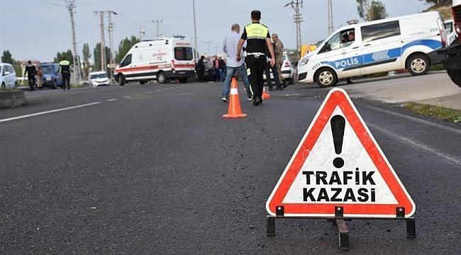 D. Bakır ve Urfa karayolunda kaza: 2 ölü, 4 yaralı
