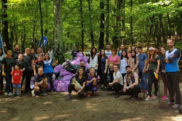 Decathlon 18 Eylül Dünya Temizlik Günü'nde herkesi 1 günlüğüne doğayı temizlemeye davet ediyor!