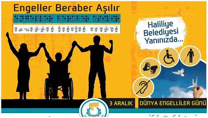 Demirkol'dan 3 Aralık Dünya Engelliler Günü Mesajı