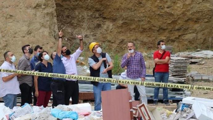 Denizli'de iş cinayeti