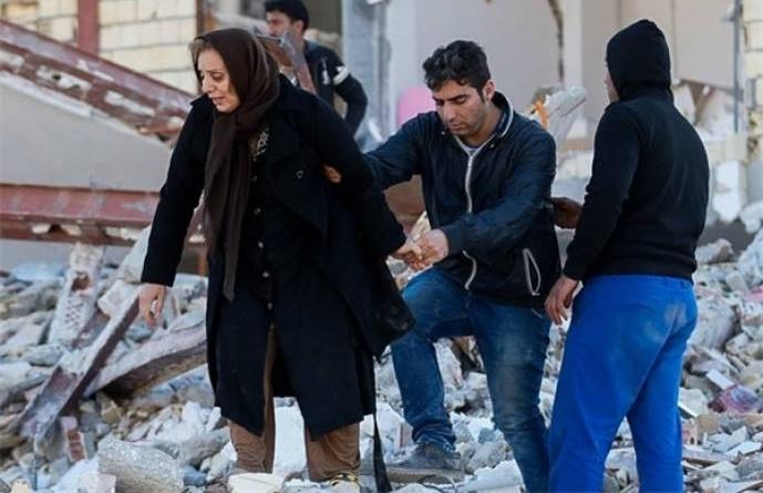 Depremde can kaybı 450'yi aştı