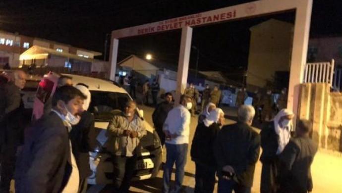 Derik'teki silahlı kavga: Bir ölü 2 yaralı