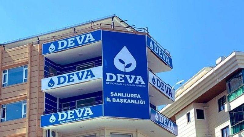 DEVA Partisi Eyyübiye İlçe Başkanı belli oldu! İşte o isim