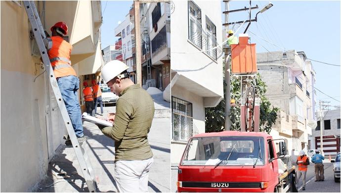 Dicle Elektrik Urfa'da Yatırımlarını Sürdürüyor