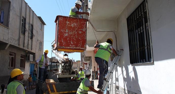 Dicle Elektrik'ten Şanlıurfa'nın 4 Mahallesine 3.4 Milyon Lira Yatırım