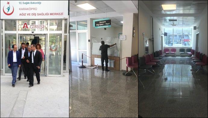 Diş Hastanesi'ndeki personel Eksikliği Vatandaşları Mağdur Ediyor