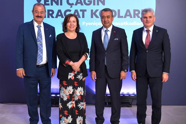 """""""Dış ticaretin finansmanı tarafında Türkiye'nin ana bankalarından biri olmayı hedefliyoruz"""""""