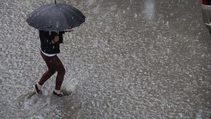 Diyarbakır ve Batman'da kuvvetli yağış uyarısı