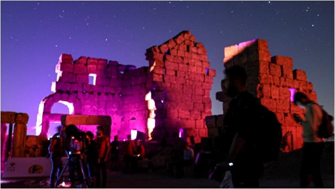Diyarbakır'da yıldızlarla dolu 3 gün
