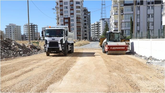 Doğukent Yeni Yollara Kavuşuyor-(VİDEO)