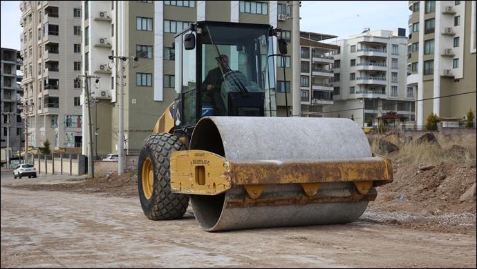 Doğukent'e Yeni Yollar Açılıyor-(VİDEO)