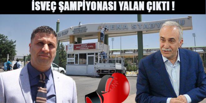 Drone yetmedi, Bakan Fakıbaba'yı bile kandırdı!