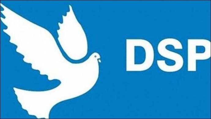 DSP'de bir İstanbul istifası daha